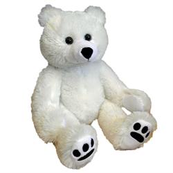 """12"""" Cuddle Critter Polar Bear"""