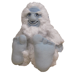 "10"" BigFoot SnowSquatch"