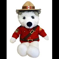 """11"""" RCMP Sergeant Husky"""