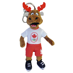 Zipper Pull - KOMAK Olympic Team Moose