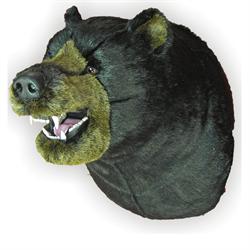 Display - Wall Hanging Black Bear Head