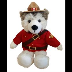 """8"""" RCMP Sergeant Husky"""
