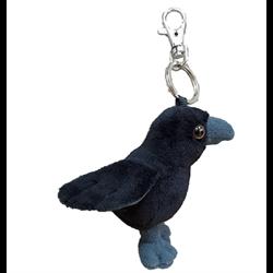 Zipper Pull - Raven