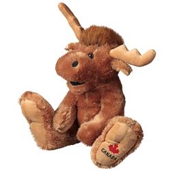 "14"" BigFoot Moose Canada"