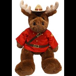 "34"" RCMP Sergeant Moose"