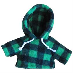 Medium green jack hoody