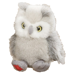 "4.5"" MapleFoot Grey Owl"