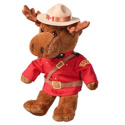 "11"" RCMP Sergeant Moose"