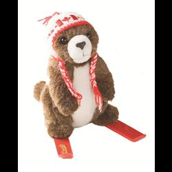 """6"""" Skier Marmot Canada"""