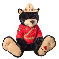 "20"" RCMP BigFoot Black Bear"