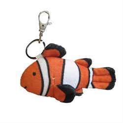Zipper Pull - Clown Fish