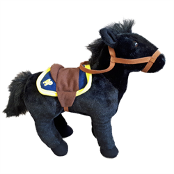"10"" RCMP Horse Standing"
