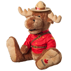 "20"" RCMP BigFoot Moose"
