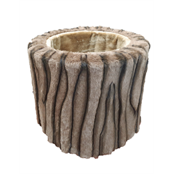 "24"" Display Stump Bin"