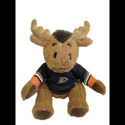 "10"" Curly Critter Moose - Anaheim Ducks"