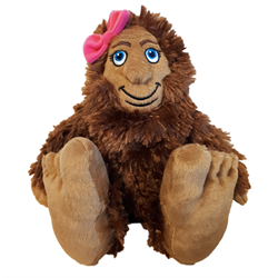 "10"" Miss BigFoot SheSquatch"