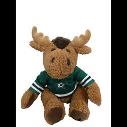 "10"" Curly Critter Moose - Dallas Stars"