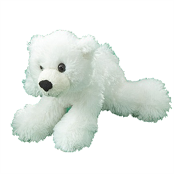 "7"" MapleFoot Polar Bear"