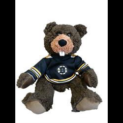 """10"""" Curly Critter Beaver - Boston Bruins"""