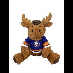 "10"" Curly Critter Moose - New York Islanders"