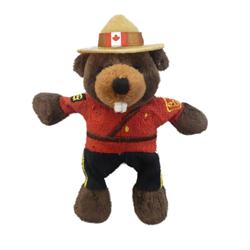 "Magnet - 4.5"" RCMP Beaver"