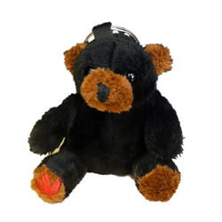 Zipper Pull - Black Bear MapleFoot