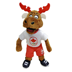 Magnet - KOMAK Olympic Team Moose