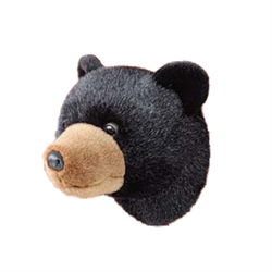 Junior Walltoy Black Bear