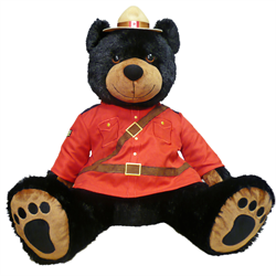 "26"" RCMP Black Bear"