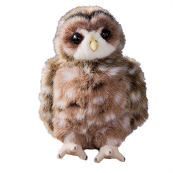 "9"" Spotted Owl"