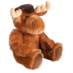 "12"" Cuddle Critter Moose"