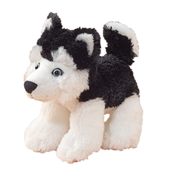 "7"" FloppyFoot Black Husky"
