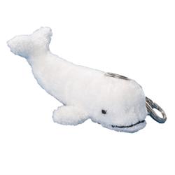 Zipper Pull - Beluga Whale