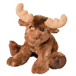 "7"" FloppyFoot Moose"
