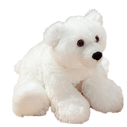 "20"" MapleFoot Polar Bear"