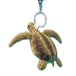 Zipper Pull - Sea Turtle