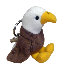 Zipper Pull - Eagle