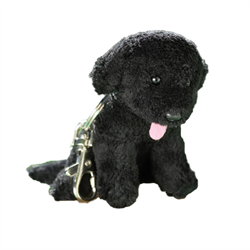Zipper Pull - Newfoundland Dog