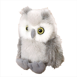 "4.5"" Grey Owl"