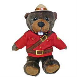 "8"" RCMP Sergeant Beaver"