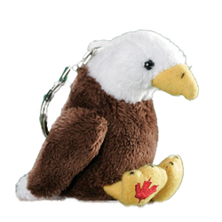 Zipper Pull - Eagle MapleFoot