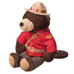 "11"" RCMP Sergeant Beaver"