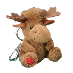 Zipper Pull - Moose MapleFoot